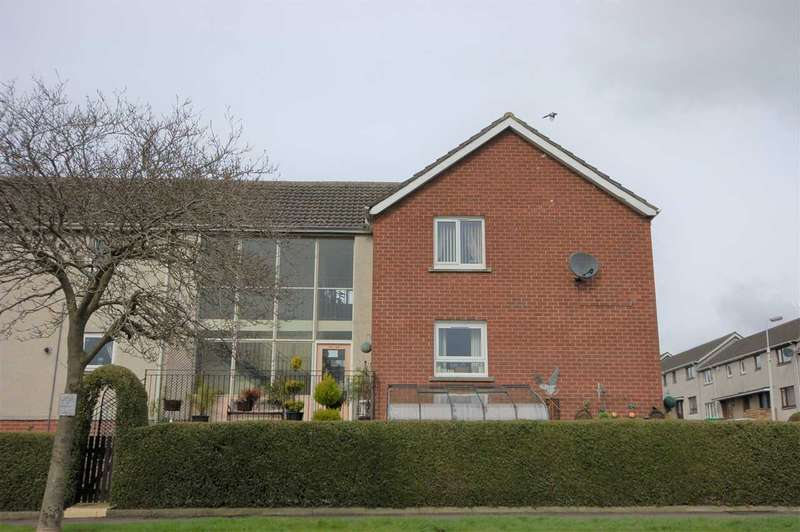 2 Bedrooms Apartment Flat for sale in Gillway, Rosyth