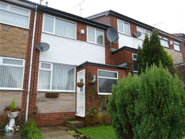 2 Bedrooms Town House for sale in Glaisdale, Lees, Oldham