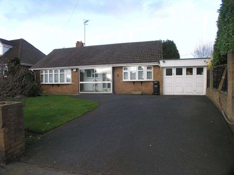 3 Bedrooms Detached Bungalow for sale in The Straits, Lower Gornal