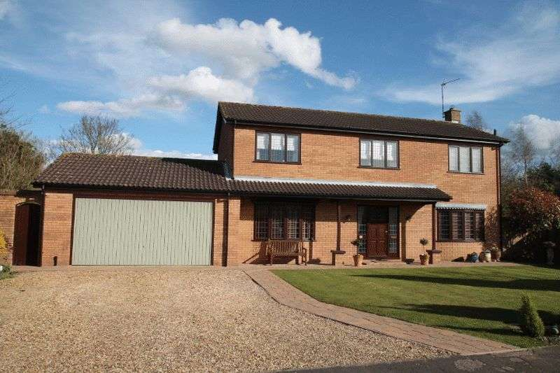 3 Bedrooms Semi Detached House for sale in Birch Grove, Spalding