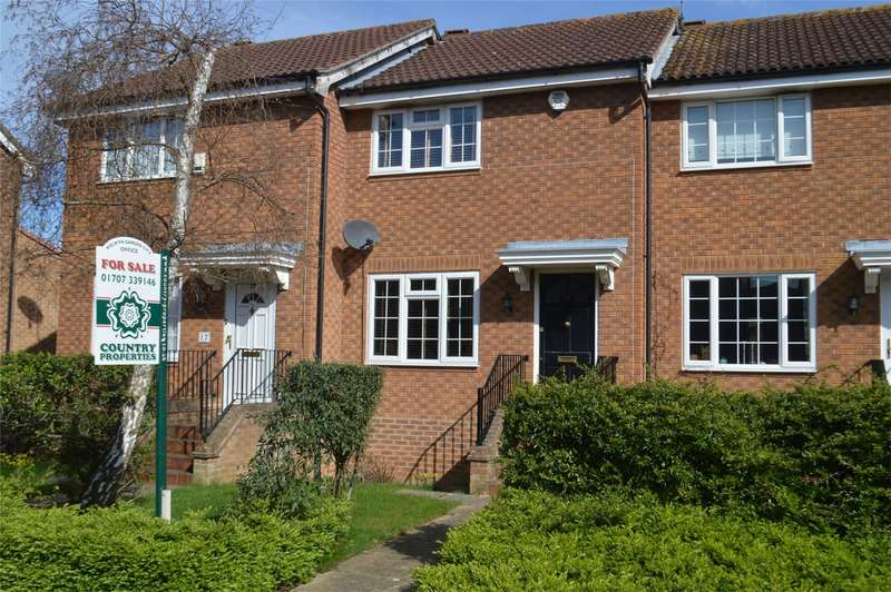 2 Bedrooms Terraced House for sale in Tempsford, WELWYN GARDEN CITY, Hertfordshire