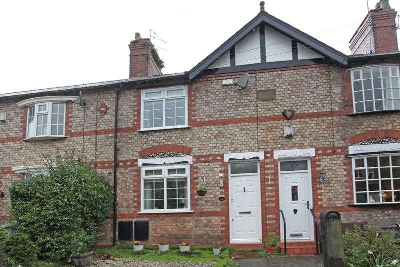 2 Bedrooms Terraced House for sale in Tolland Lane, Hale