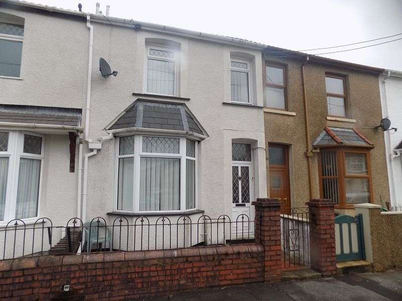 3 Bedrooms Terraced House for sale in Dunraven Street, Glyncorrwg, Port Talbot, Neath Port Talbot. SA13 3AD