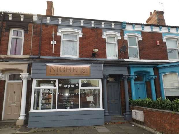 2 Bedrooms Flat for sale in Norton Road, Stockton-on-Tees, Durham