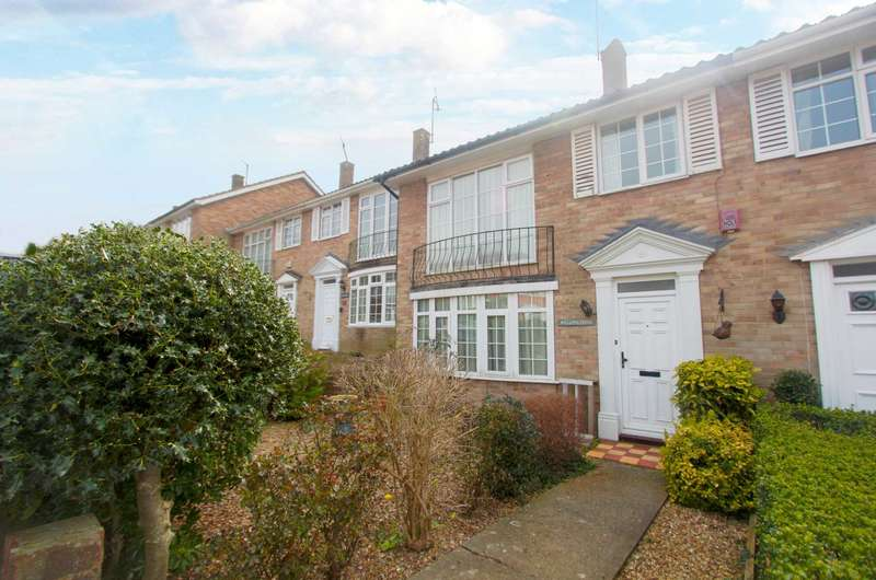 3 Bedrooms Terraced House for sale in Hurston Close, Findon Valley