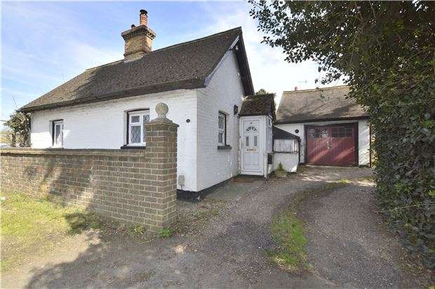 2 Bedrooms Cottage House for sale in HORLEY, RH6