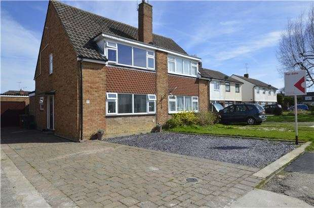 4 Bedrooms Semi Detached House for sale in HORLEY, RH6