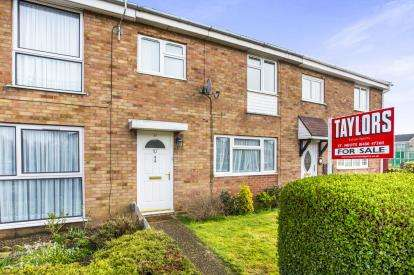3 Bedrooms Terraced House for sale in Duck Lane, St. Neots, Cambridgeshire