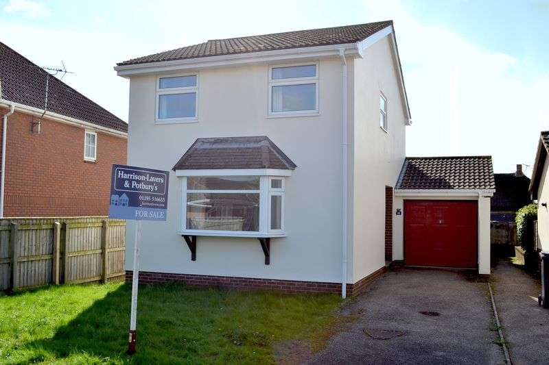 3 Bedrooms Detached House for sale in Castle Hill View, Sidford