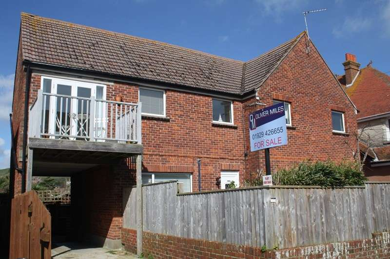 2 Bedrooms Flat for sale in Victoria Road, Swanage