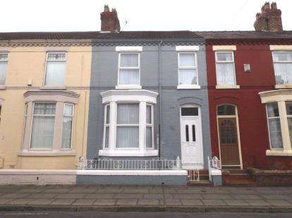 3 Bedrooms Terraced House for sale in Ettington Road, Liverpool, Merseyside, L4