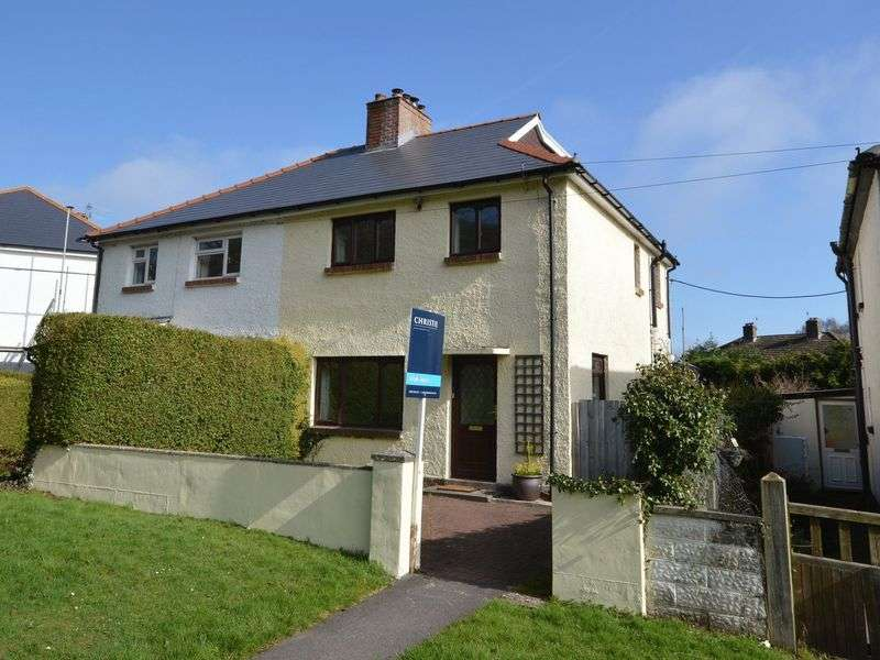4 Bedrooms Semi Detached House for sale in Woodland Crescent, Abergavenny