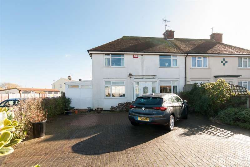 3 Bedrooms Property for sale in Canterbury Road, BIRCHINGTON