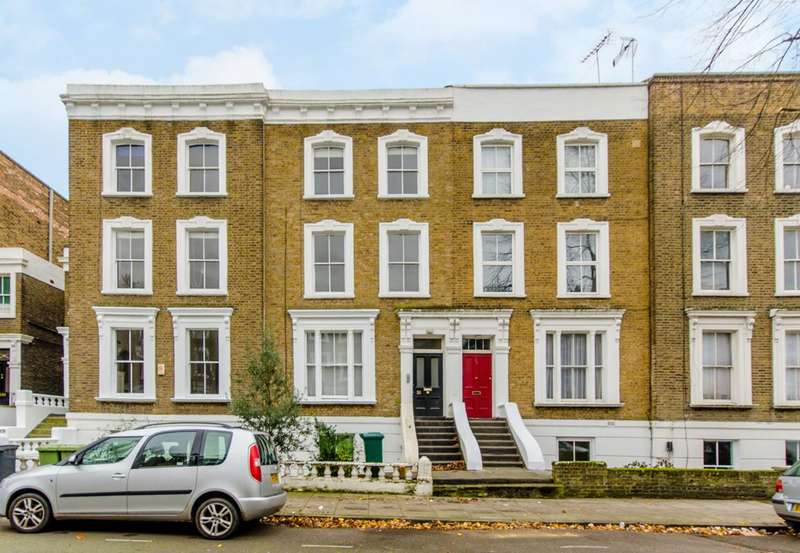 3 Bedrooms Flat for sale in Oakley Road, Islington, N1