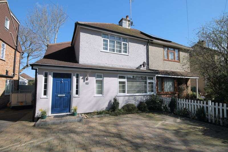 3 Bedrooms Semi Detached House for sale in The Quadrant, Keymer, West Sussex,