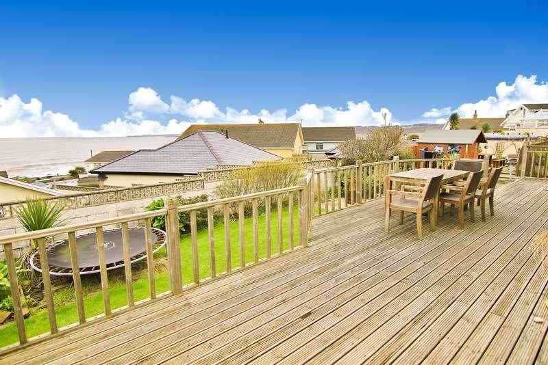 4 Bedrooms Detached Bungalow for sale in Marine Drive, Ogmore-By-Sea, Bridgend