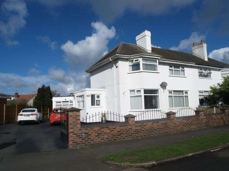 4 Bedrooms Semi Detached House for sale in Northway, Maghull