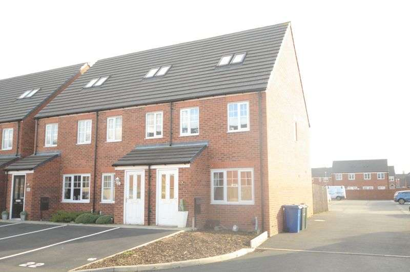 3 Bedrooms House for sale in Padley Mews, Warrington