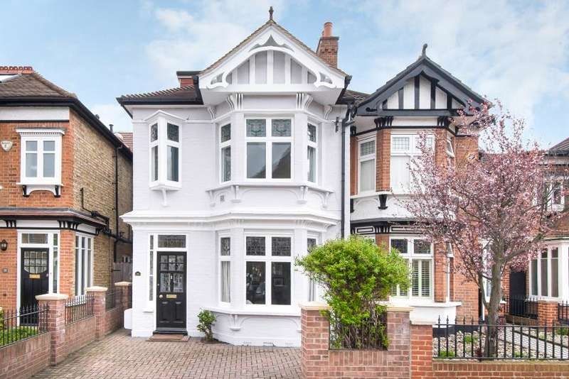 5 Bedrooms Semi Detached House for sale in Grena Road, Richmond
