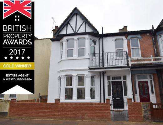 4 Bedrooms Semi Detached House for sale in WESTBOURNE GROVE, WESTCLIFF ON SEA SS0