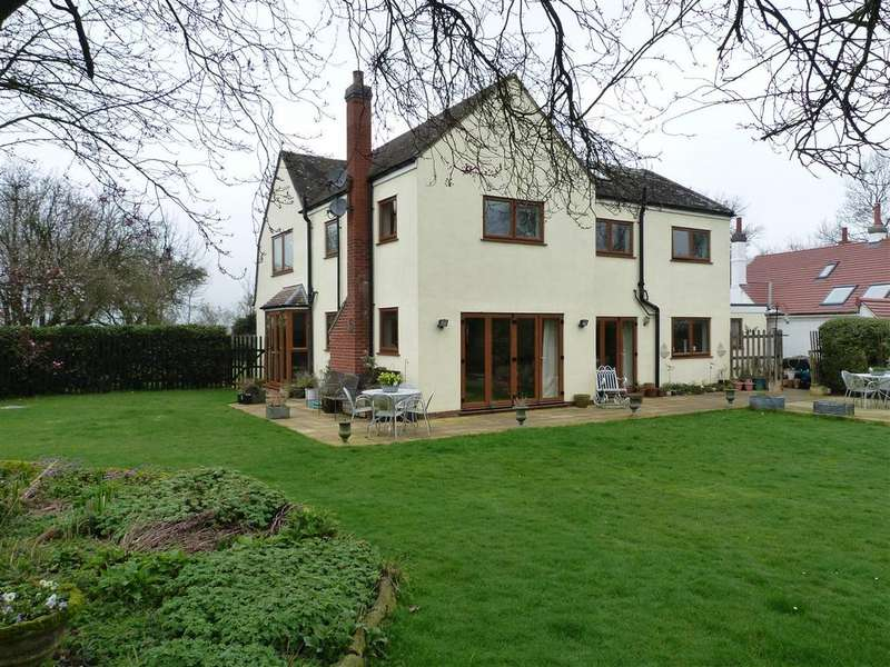 4 Bedrooms Detached House for sale in Braybrooke Road, Dingley, Market Harborough