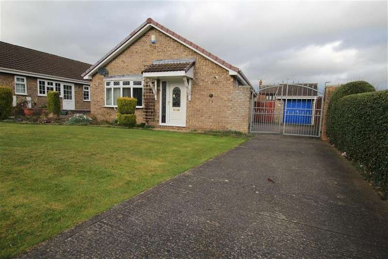 2 Bedrooms Detached Bungalow for sale in Pemberton Road, Newton Aycliffe, County Durham