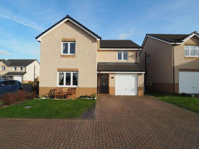 4 Bedrooms Detached House for sale in 4 Bed Detached House, Russell Road, Bathgate, EH48 2GF