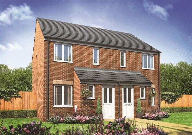 2 Bedrooms House for sale in Plot 43, The Alnwick at Emperor's Court, Mansfield, NG21 9FB