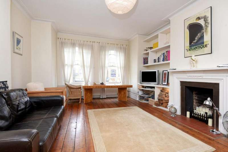 2 Bedrooms Flat for sale in Dalebury Road, Balham, SW17