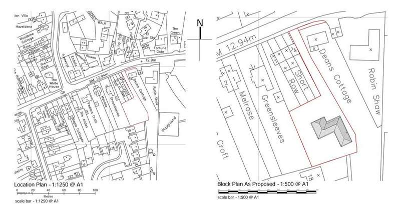 Plot Commercial for sale in High Street, Partridge Green, West Sussex