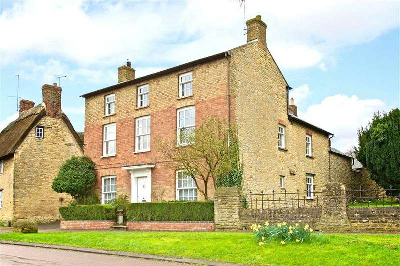 5 Bedrooms Unique Property for sale in High Street, Yardley Gobion, Towcester, Northamptonshire