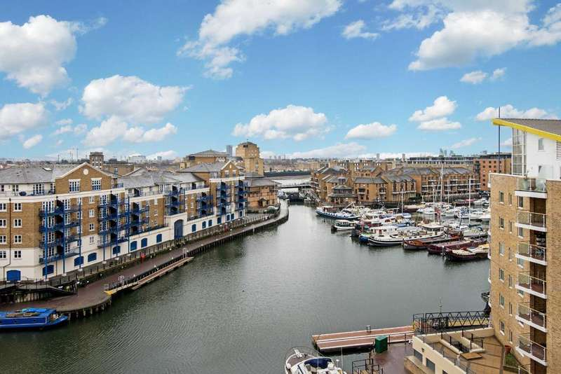 2 Bedrooms Apartment Flat for sale in Basin Approach, E14