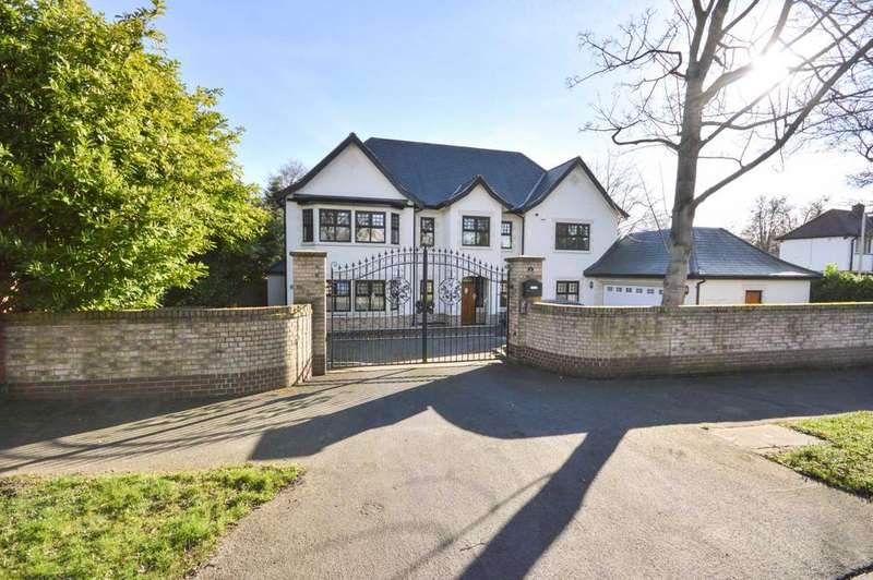 6 Bedrooms Detached House for sale in Broadway, Bramhall