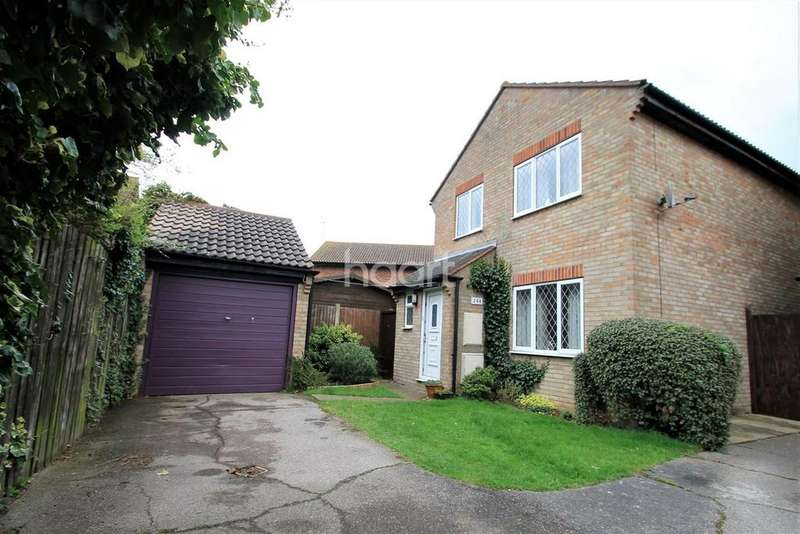 3 Bedrooms Detached House for sale in Cann Hall