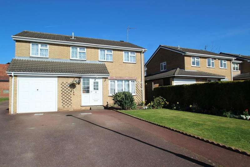 5 Bedrooms Detached House for sale in Ling Moor Close, Balby
