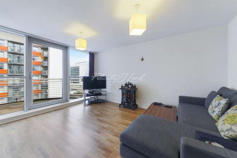 1 Bedroom Flat for sale in The Switch House, Canary Wharf, E14