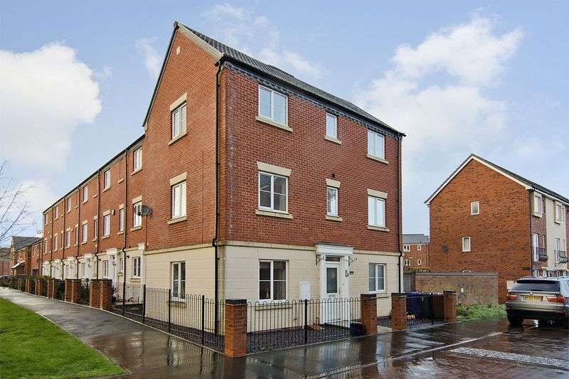 4 Bedrooms House for sale in Armada Close, Lichfield