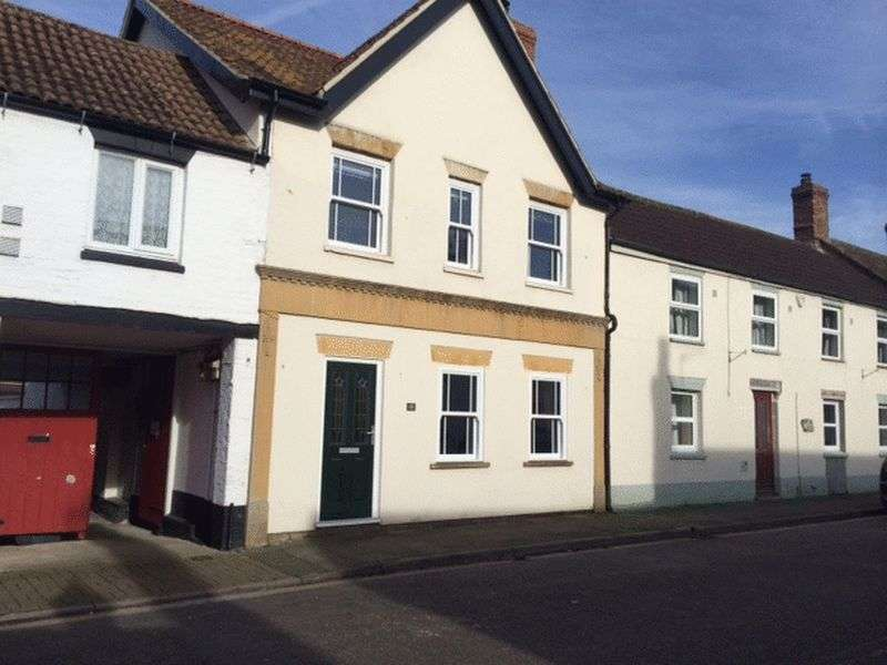 3 Bedrooms Terraced House for sale in High Street, Ilchester