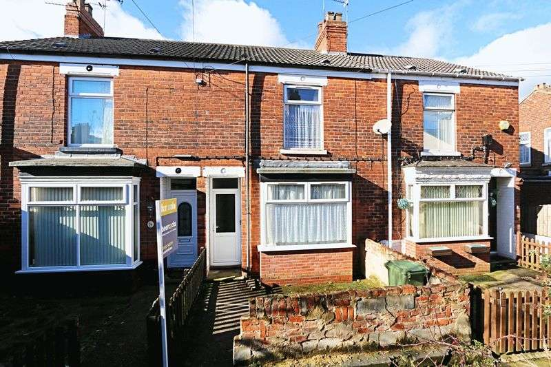 2 Bedrooms Terraced House for sale in Holyrood Avenue, Hull
