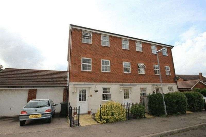 4 Bedrooms Terraced House for sale in Glossop Way, Arlesey
