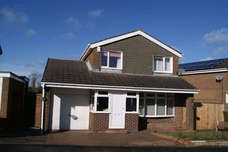 3 Bedrooms Detached House for sale in Brookside, Dudley, Cramlington