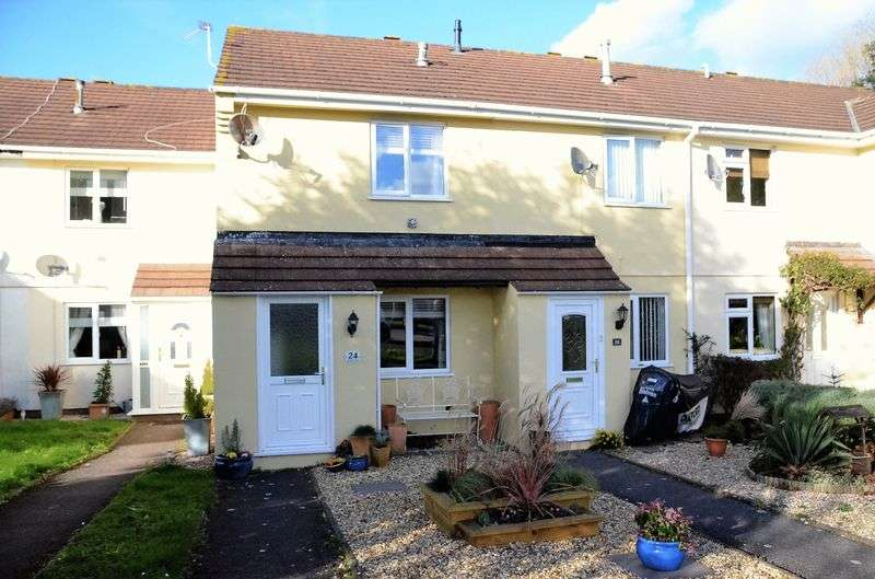 2 Bedrooms Terraced House for sale in DOWNFIELD CLOSE BRIXHAM