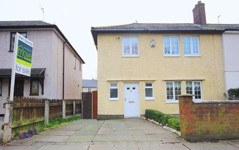 3 Bedrooms Semi Detached House for sale in Wapshare Road, Norris Green, Liverpool, L11
