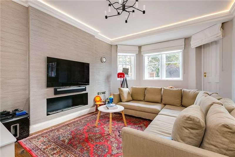 3 Bedrooms Flat for sale in Ashburnham Mansions, Ashburnham Road, Chelsea, SW10