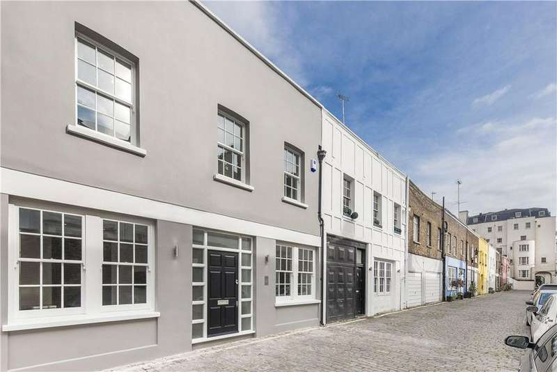 3 Bedrooms Mews House for sale in Gloucester Mews, Paddington, London, W2