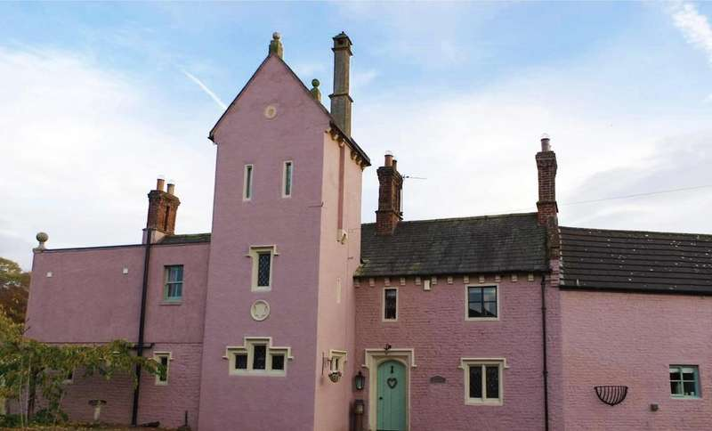 5 Bedrooms Farm House Character Property for sale in Brunstock, Carlisle