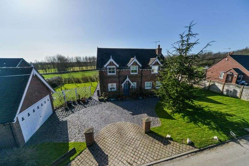 6 Bedrooms Detached House for sale in Main Street, Wyaston