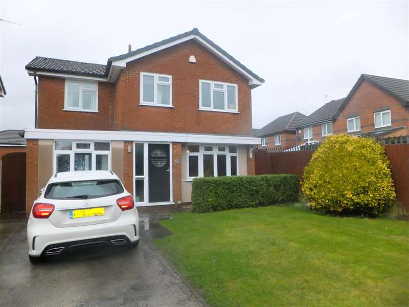 3 Bedrooms Detached House for sale in Martin Grove, Prescot