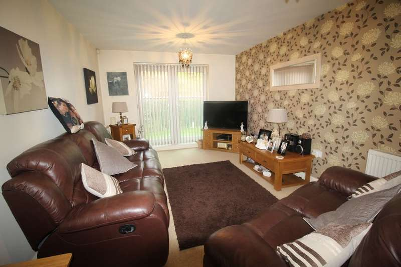 2 Bedrooms Flat for sale in Leatham Avenue, Rotherham, S61