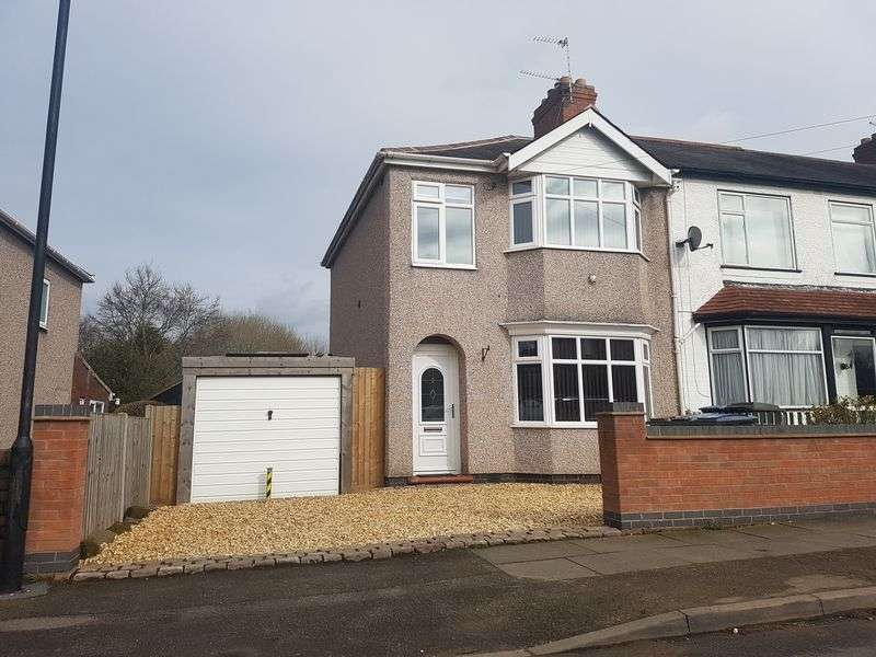 3 Bedrooms Terraced House for sale in Forknell Avenue, Wyken, Coventry, CV2 3EE
